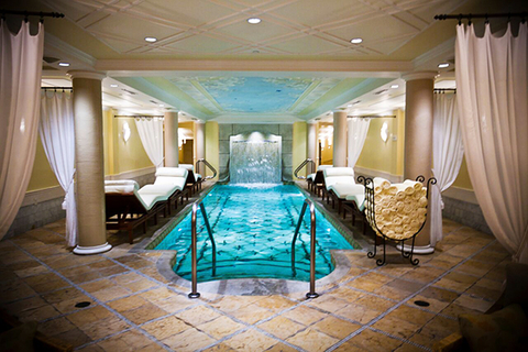Spa - Water Therapy Treatment - Embed