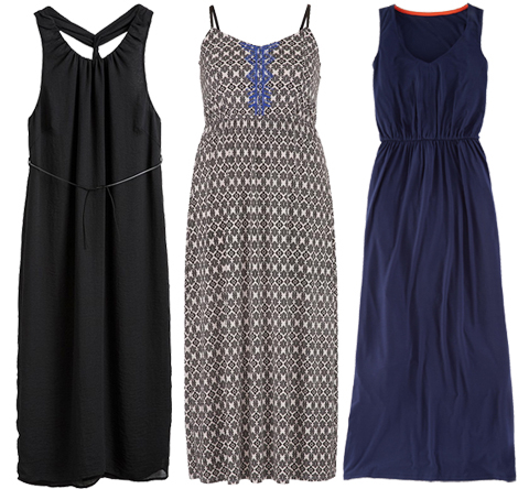 Maxi Dresses for all Body Types