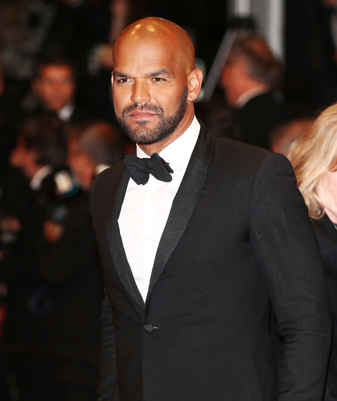 "Actor Amaury Nolasco attends the ""Chronic""  Premiere during the 68th annual Cannes Film Festival on May 22, 2015 in Cannes, France."