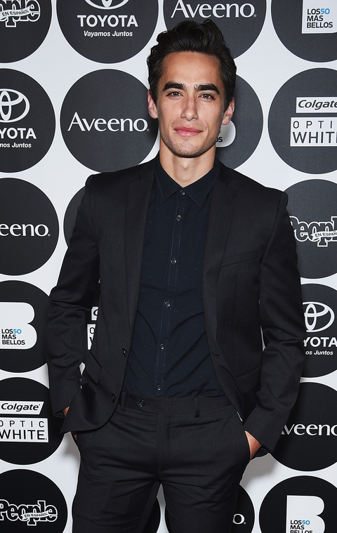 Jose Moreno Brooks attends the People En Espanol's  50 Most Beautiful  2015 Gala on May 12, 2015 in New York City.