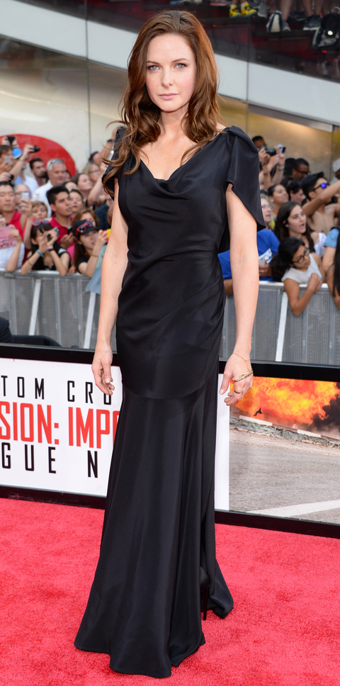 """Mission Impossible: Rogue Nation"" New York Premiere - Inside Arrivals"