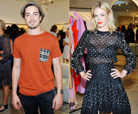 Zimmermann Recap - January Jones - Ben Feldman - Embed - 1