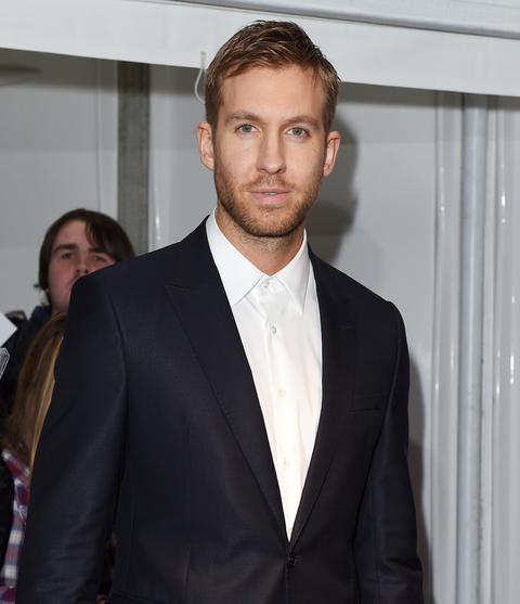 Calvin Harris attends the Glamour Women of the Year Awards at Berkeley Square Gardens on June 2, 2015 in London, England.