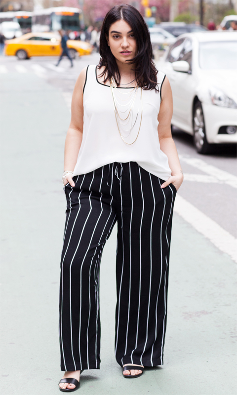 Petite Fashion Bloggers Best Style Tips Instyle