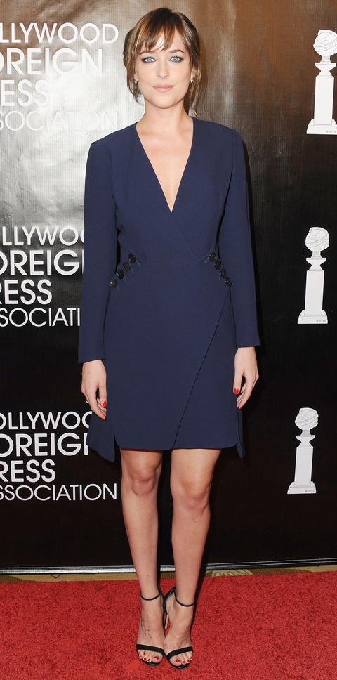 Hollywood Foreign Press Association Hosts Annual Grants Banquet
