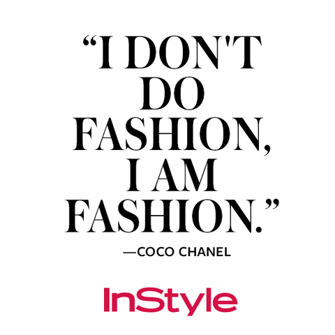 Coco Chanel: 9 Memorable Quotes on Her Birthday | InStyle ...