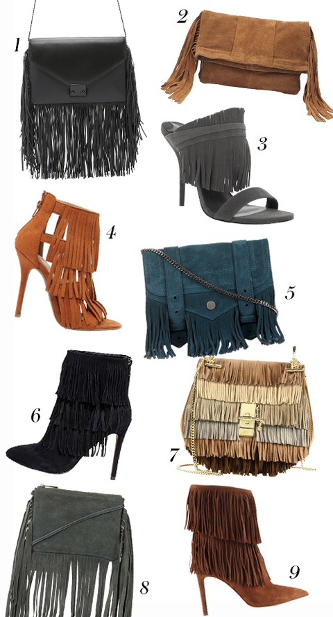 Fringe Accessories Embed