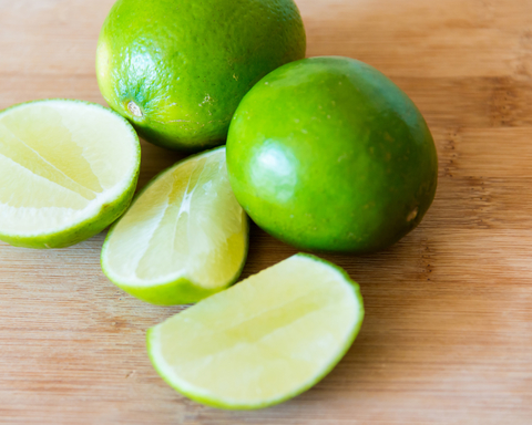 Green limes:realistic approach to food ingredients.Lmes are