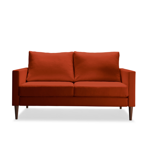Campaign Loveseat