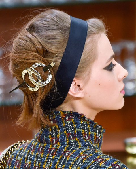 Runway Inspired French Twist - Slide - 8