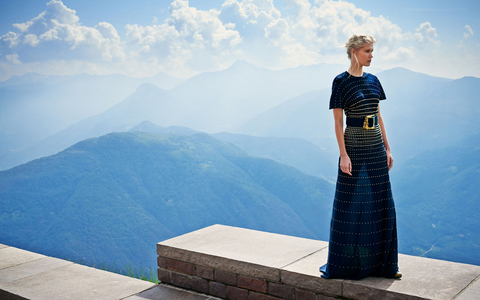 Travel and Leisure - High Fashion Meets Architecture embed3