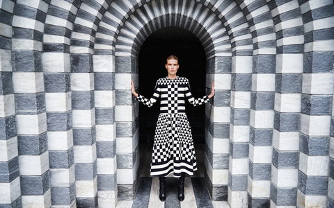 Travel and Leisure - High Fashion Meets Architecture embed5