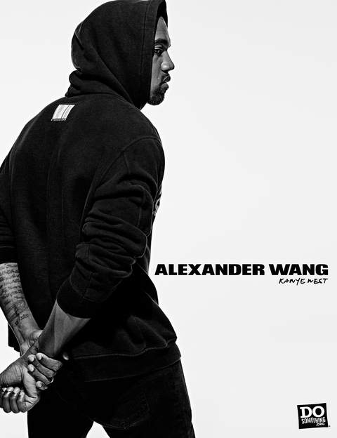 Alexander Wang - Do Something - Kanye West