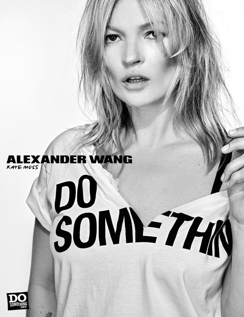 Alexander Wang - Do Something - Kate Moss