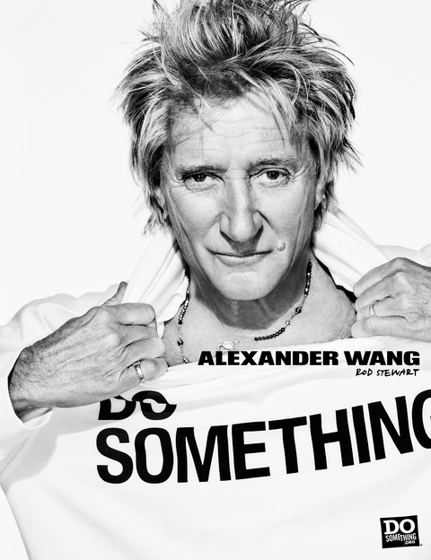 Alexander Wang - Do Something - Rod Stewart