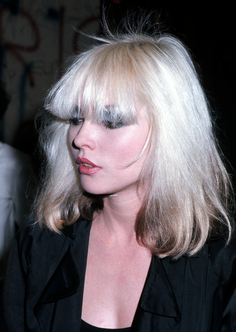What Was Debbie Harry S Natural Hair Color