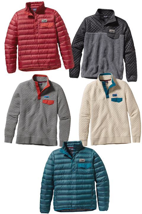 Shop Patagonia Snap T Pullovers For Fall Instyle Com