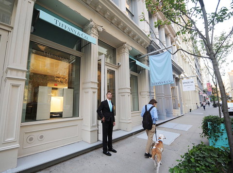 New York Magazine, The Cut And Tiffany & Co. Celebrate Tiffany T
