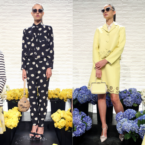 Kate Spade New York - Presentation - Spring 2016 New York Fashion Week