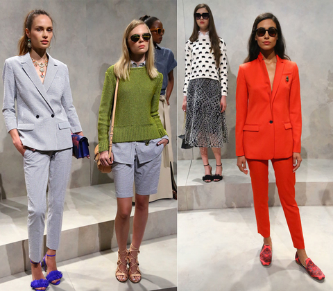 New York Fashion Week - Banana Republic - Embed - 1
