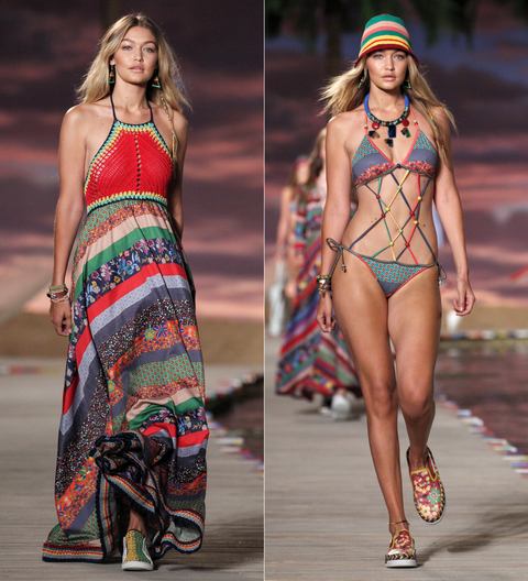 Tommy Hilfiger Women's - Spring 2016 New York Fashion Week: The Shows
