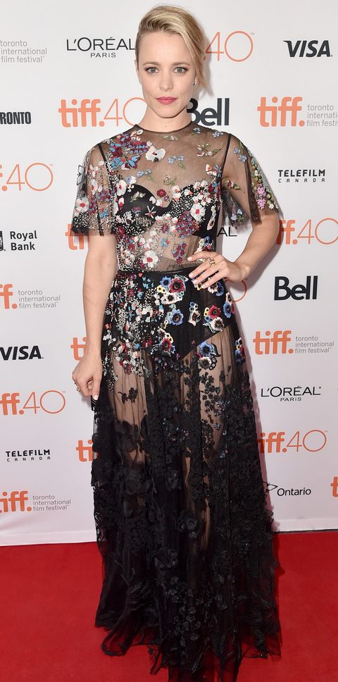 "2015 Toronto International Film Festival - ""Spotlight"" Premiere - Rachel McAdams"
