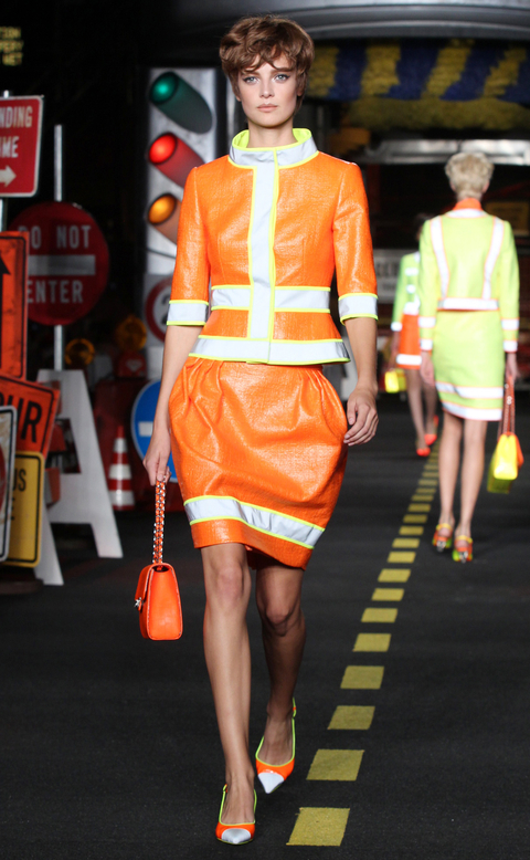 Moschino - Runway - Milan Fashion Week SS16
