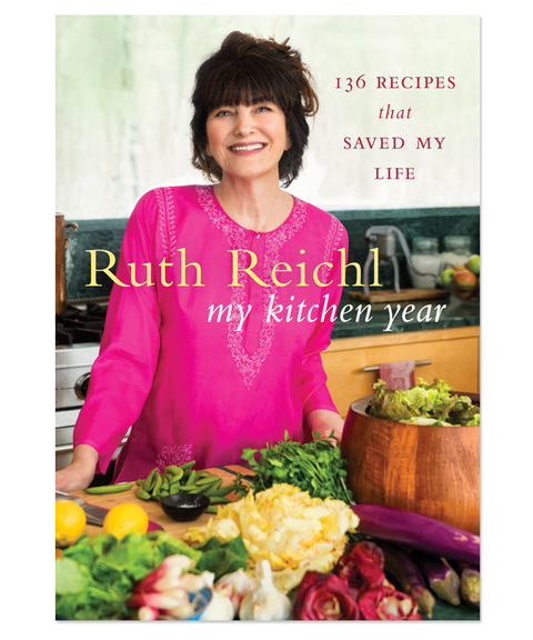 Ruth Reichel Book