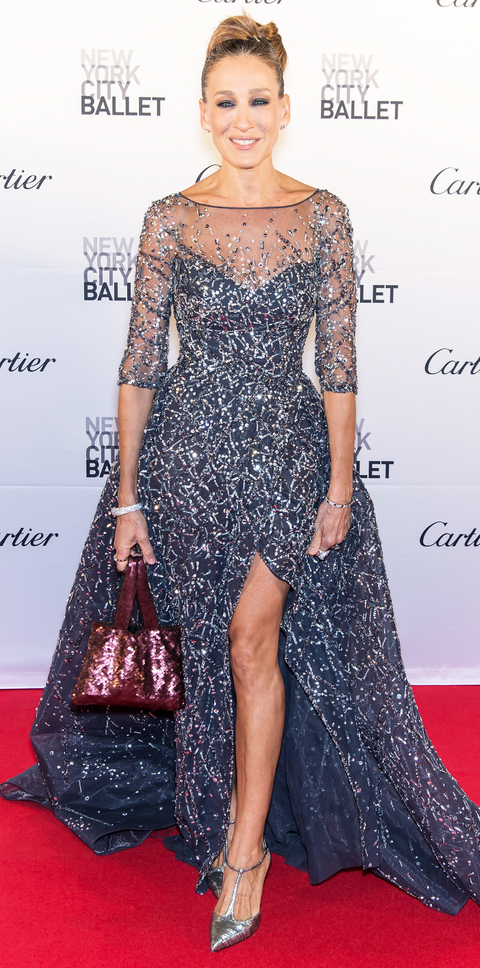 2015 New York City Ballet Fall Gala