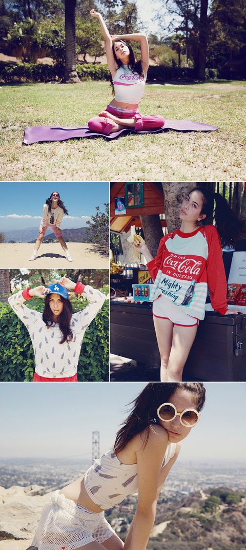 Coca Cola x Wildfox