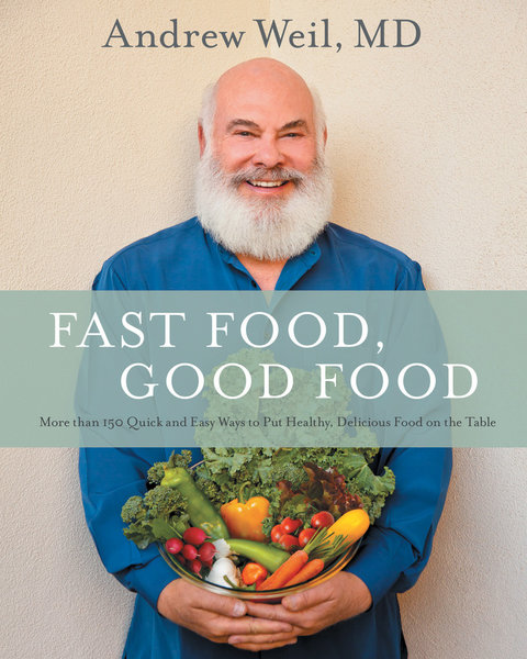 Fast Food, Good Food Book Cover