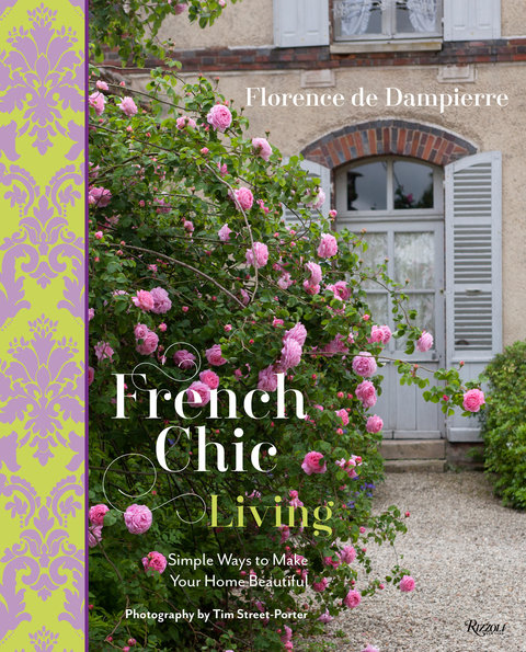 French Chic Living Book