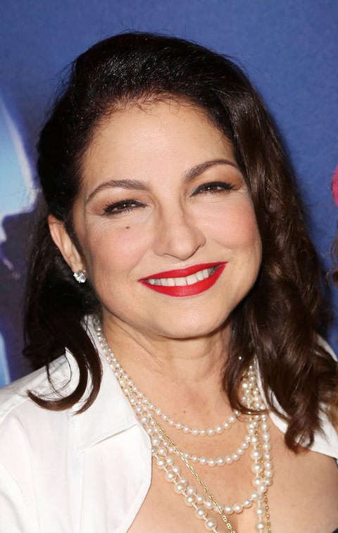 Gloria Estefan attends the Broadway Opening Night Performance of 'On Your Feet' at the Marquis Theatre on November 5,2015 in New York City.