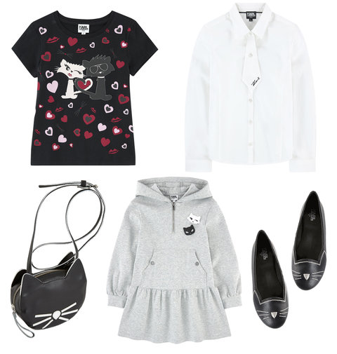 Karl Lagerfeld Kids Collection