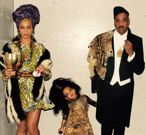Beyonce Jay Z Halloween costumes