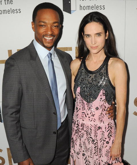 Jennifer Connelly and Andrew Mackey