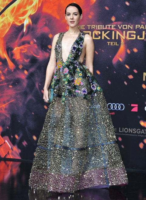 Jena Malone - Premiere of  The Hunger Games: Mockingjay - Berlin