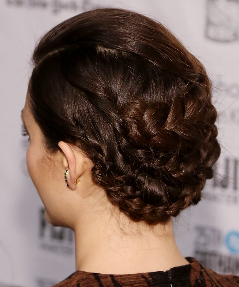 Emmy Rossum's Hair and Makeup Tutorial