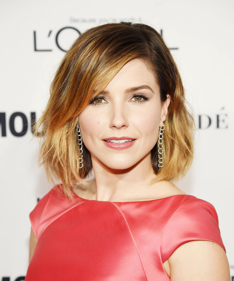 Sophia Bush Lead