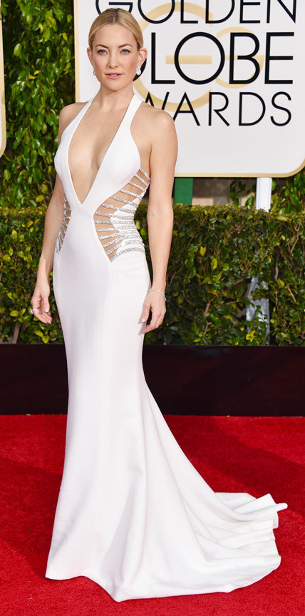 The Riskiest Golden Globe Gowns Ever InStylecom