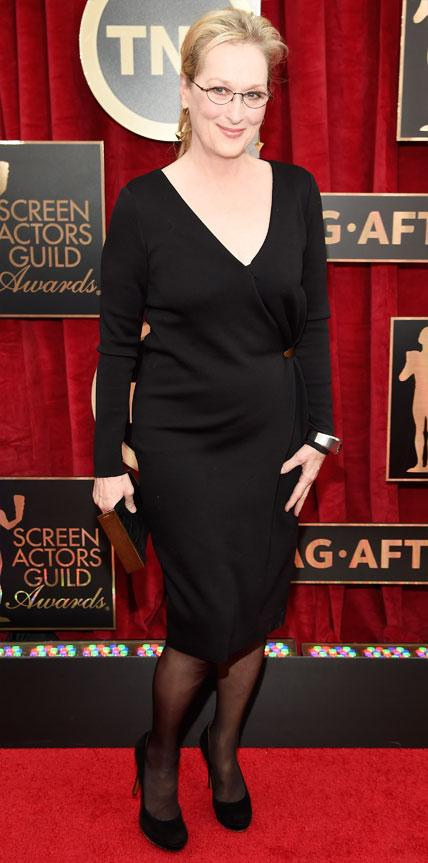 Red Carpet File: The Always Classic Oscar Nominee Meryl ...