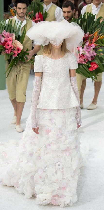 Bridal Couture: Chanel