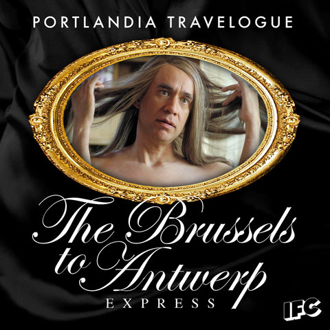 Portlandia Travelogue: The Brussels to Antwerp Express