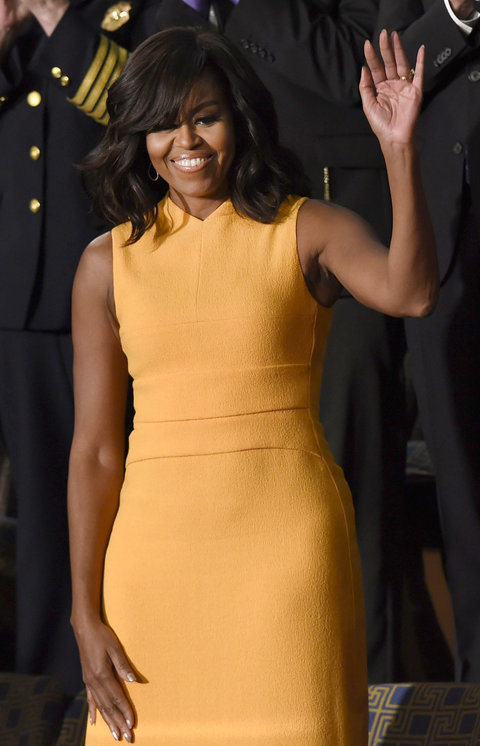 Michelle Obama's State of The Union Address Look: OurPicks