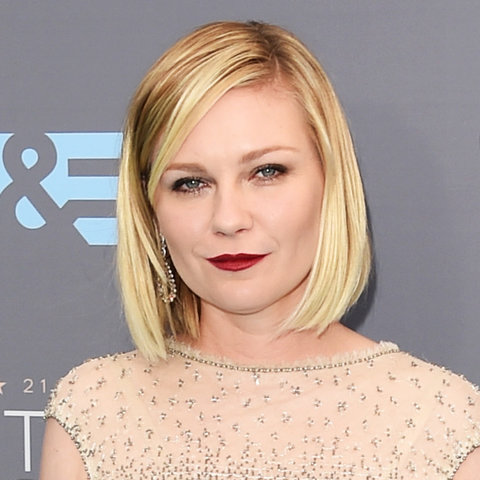 Actress Kirsten Dunst attends the 21st Annual Critics' Choice Awards