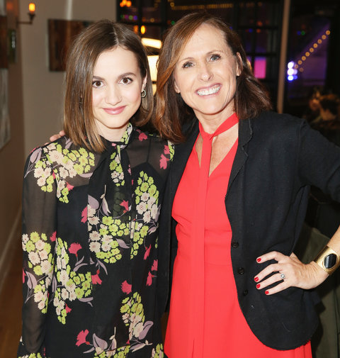 Maude Apatow and Molly Shannon - Sundance Film Festival 2016 - January 21, 2016