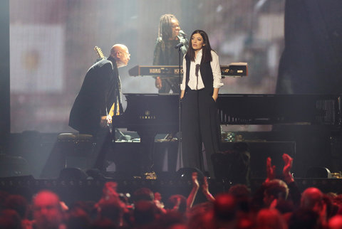 New Lorde Brit Awards