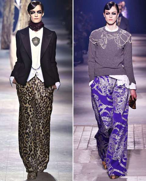 Paris Fashion Week Winter 2016 - Dries Van Noten