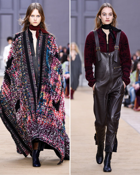 Paris Fashion Week Winter 2016 - Chloe