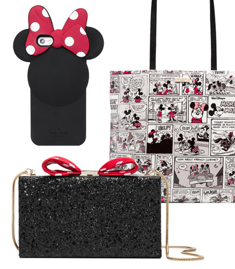 Kate Spade Minnie Mouse Collection Embed